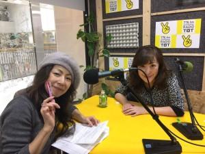 ラジオT×T ゆみとそのみの北海道でいただきます