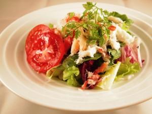 ずわい蟹サラダ