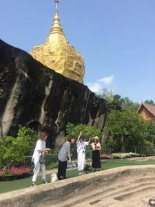 寺院見学4