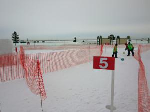 スノーフットボール2