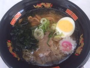 道麺ラーメン