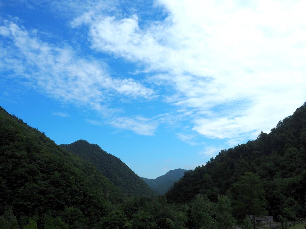 定山渓ダム